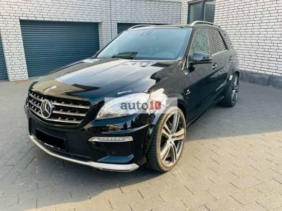 Mercedes-Benz ML 63 AMG M-Klasse 4Matic