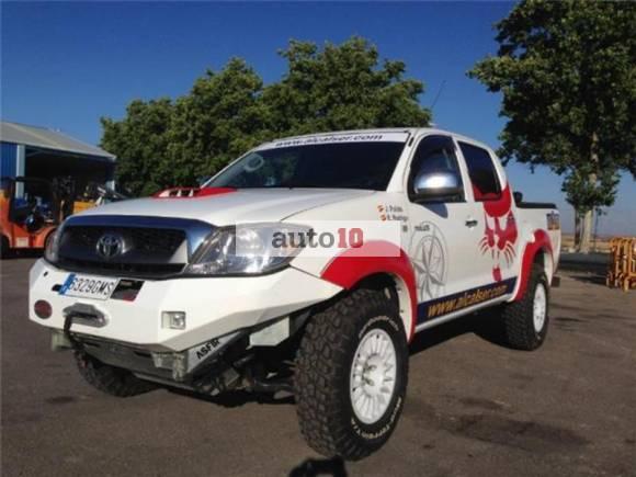 Toyota Hilux 3.0D-4D Cabina Doble VXL
