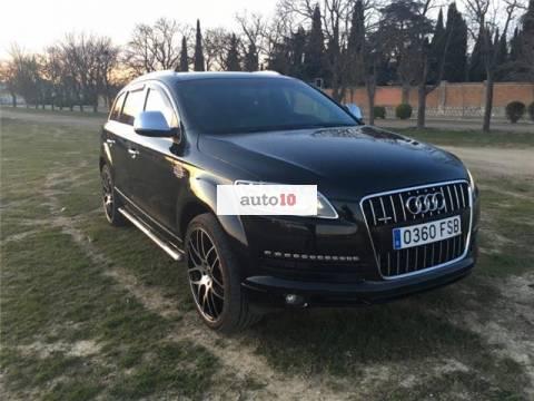 Audi Q7 3.0TDI quattro Tiptronic DPF Full Sline