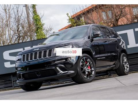 Jeep Grand Cherokee 6.4 V8 SRT