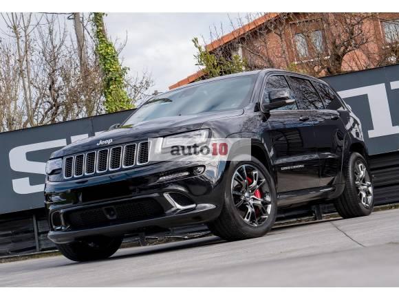 Jeep Grand Cherokee 6.4 V8 SRT