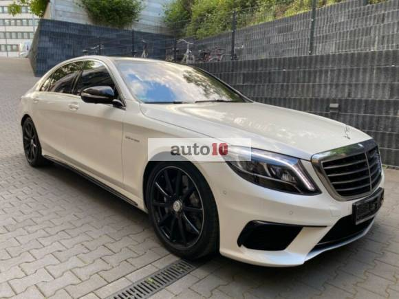 Mercedes-Benz S 63 AMG L 4Matic AMG