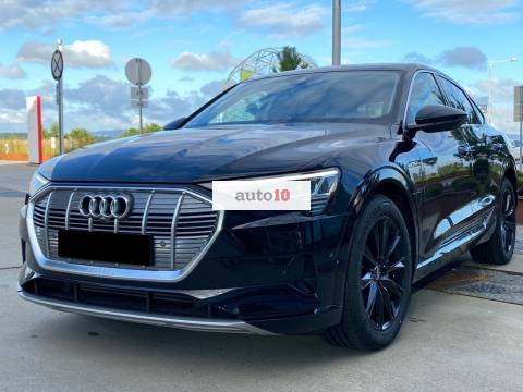 Audi e-tron 50 Sportback Advanced