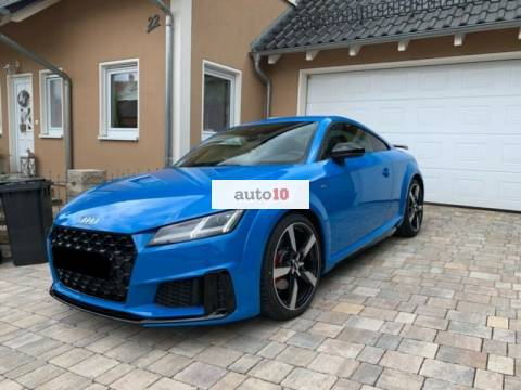 Audi TT Coupe 40 TFSI S tronic S-Line Competition