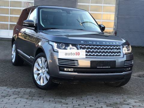 Land Rover Range Rover Autobiography Panorama