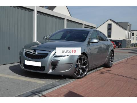 Opel Insignia 2.8 Turbo 4x4 OPC