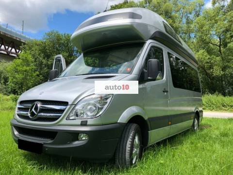 Mercedes Sprinter Westfalia James Cook 318 CDI