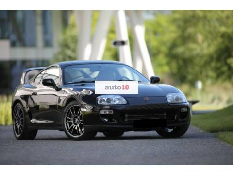 1997 Toyota Supra Twin Turbo Limited Edition 15th Anniversary