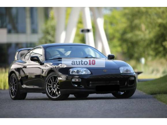 1997 Toyota Supra Twin Turbo Limited Edition 15th Anniversary