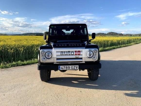 Land Rover Defender 90 SW S