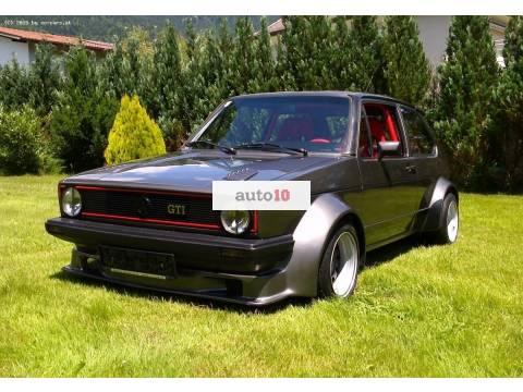 Volkswagen Golf I, GTI