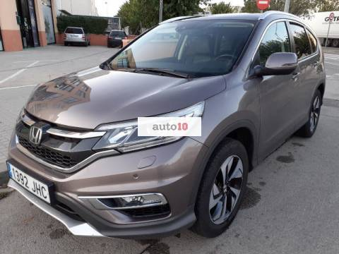Honda CR-V 1.6i-DTEC Executive Sensing 4x4 9AT 160
