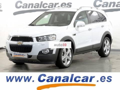 Chevrolet Captiva 2.2 VCDI LTZ AWD Auto 7Plazas