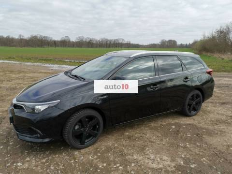 Toyota Auris Hybrid Automatik Touring Sports Edition