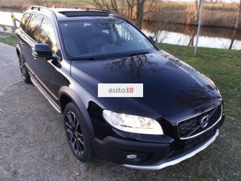 Volvo XC70 D4 AWD Black Edition