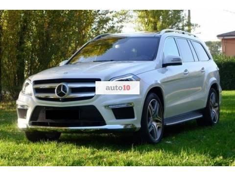 Mercedes-Benz GL 400 4matic Premium