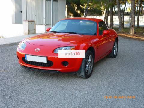 Mazda MX5 NC Roadster Coupe