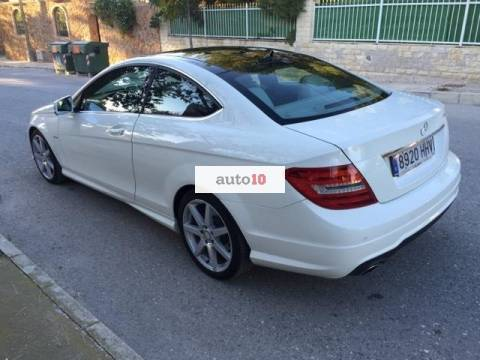 Mercedes-Benz C 220 BE AMG Edition 7G Plus