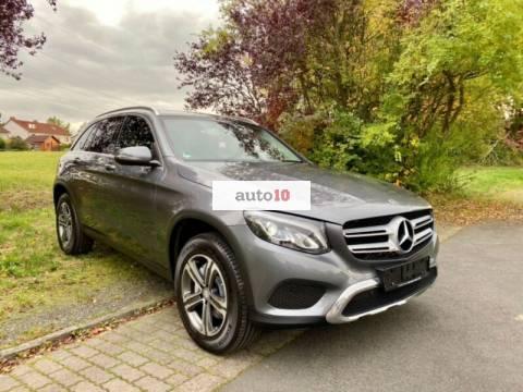 Mercedes-Benz GLC 300 4Matic 9G-TRONIC AMG Line