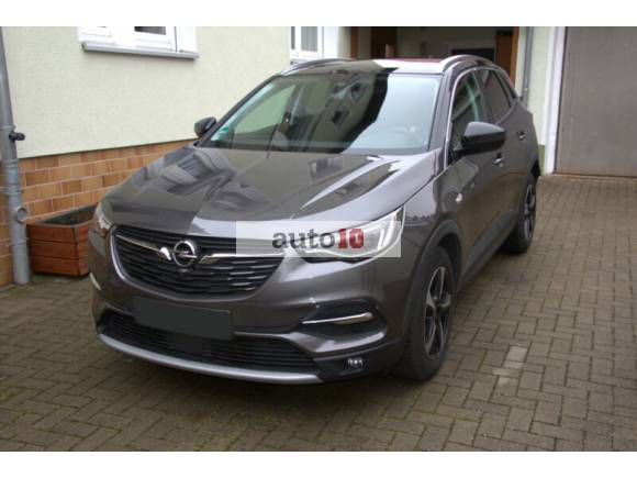Opel Grandland X 1.2 Start/Stop Automatik Ultimate