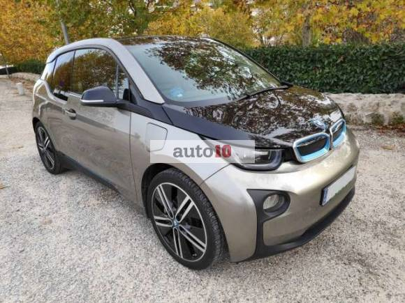 BMW i3 94 Ah Range Extender