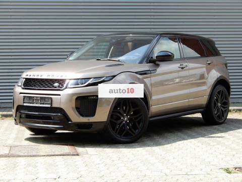 Land Rover Range Rover Evoque Dynamic Panorama