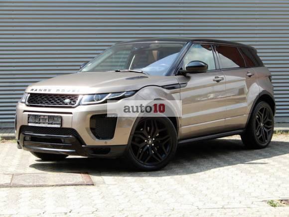 Land Rover Range Rover Evoque Dynamic Panorama