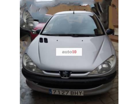 Peugeot 206 1.4 XR 75CV