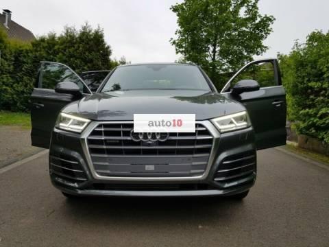 Audi Q5 2.0 TFSI quattro S tronic sport