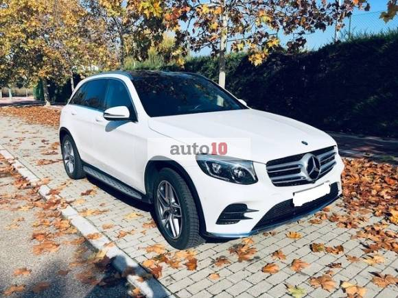 Mercedes-Benz GLC 220 d 4M Excl. Automatik