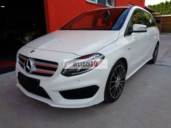 Mercedes-Benz B 180 Edition AMG-Line