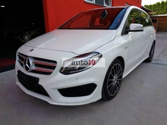 Mercedes-Benz B 180 Edition AMG-Line