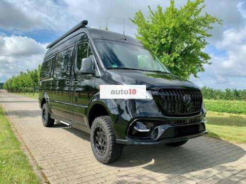 Mercedes-Benz HYMER Grand Canyon S 4x4 RSX