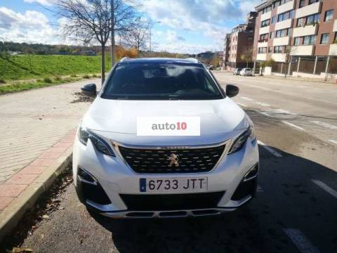 Peugeot 3008 2.0BlueHDi GT Line S
