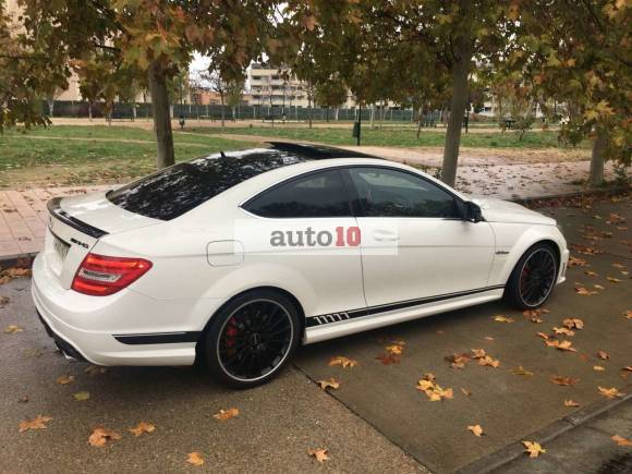 Mercedes-Benz C 63 AMG 7G Plus