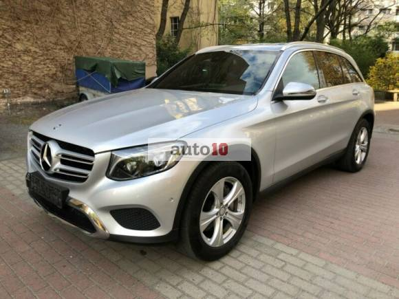 Mercedes-Benz GLC 250 d 4Matic 9G-TRONIC Exclusive AMG Inter