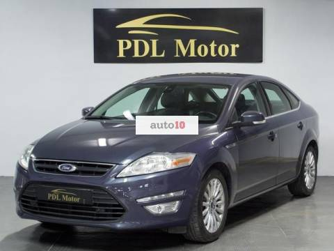 Ford Mondeo 1.6 TDCI A-S-S Limited Edition