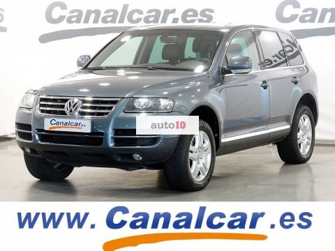 Volkswagen Touareg 3.0 TDI V6 Tiptronic 225CV