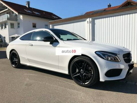 Mercedes-Benz C 300 Coupe 9G-TRONIC