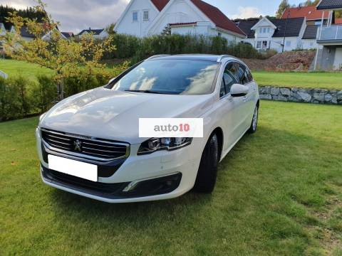 Peugeot 508 SW Allure Business 1.6 e-THP