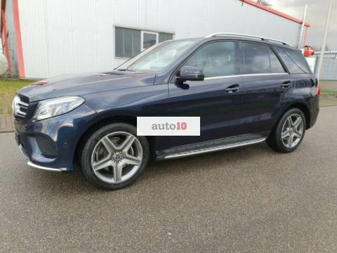 Mercedes-Benz GLE350d 4MATIC AMG-LINE