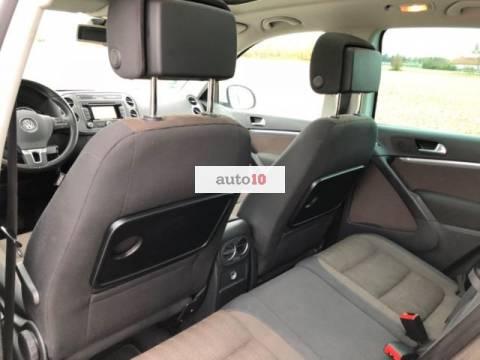 2014 Volkswagen Tiguan 2.0 TDI DPF 4Motion DSG