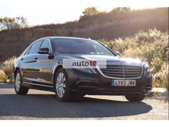Mercedes-Benz S 350 D L 9G