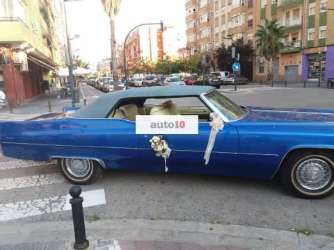 Cadillac descapotable