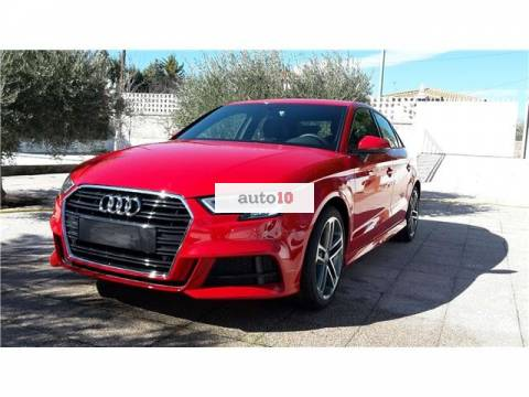 Audi A3 1.6TDI S Line Edition