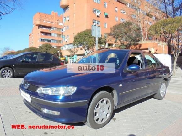 PEUGEOT 406 1.8i SR 115-SR UNICO DUEÑO