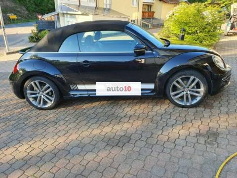 Volkswagen The Beetle Cabriolet 1.4 TSI