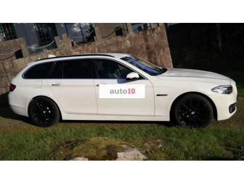 BMW 5-serie 520D XDRIVE 2.0-163D 2014, 135500 km