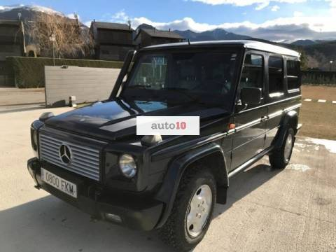 Mercedes-Benz G 300 DT SW Largo