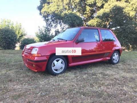 Renault R 5 Supercinco Gt turbo 1.4 copa turbo
